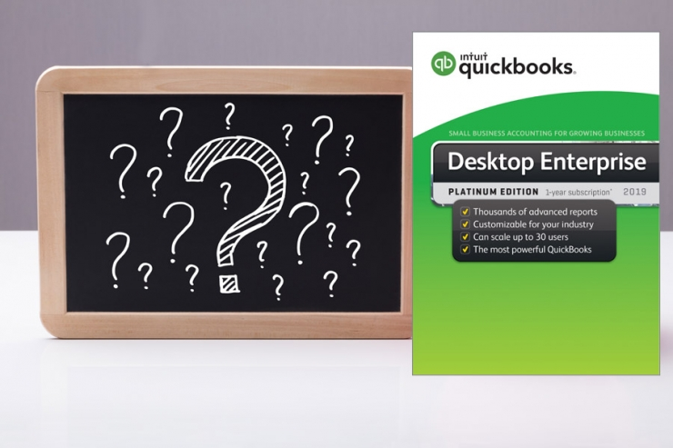 QuickBooks Desktop Enterprise Questions
