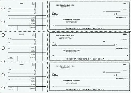Joint two-party checks