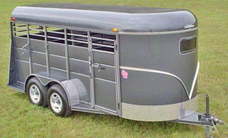 Invoicing and deposits for horse trailers